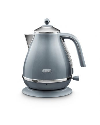 De'Longhi Icona Metallics Series Water Kettle KBOT3001