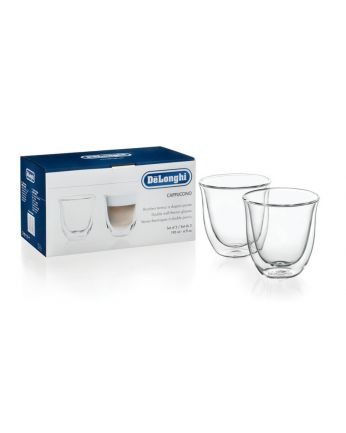 Double-Wall Thermal Cappuccino Glasses DLSC311