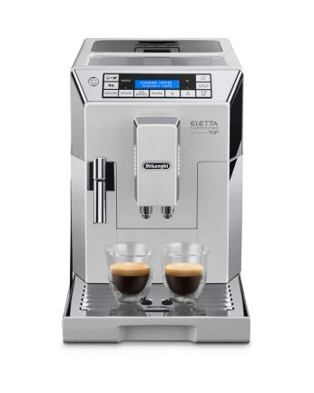 De'Longhi Eletta Cappuccino TOP Fully Automatic Coffee Machine ECAM45.760.W